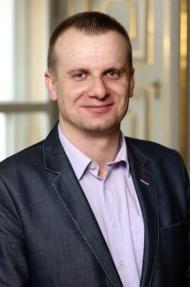 Mgr., Ing. Radoslav Olekšák